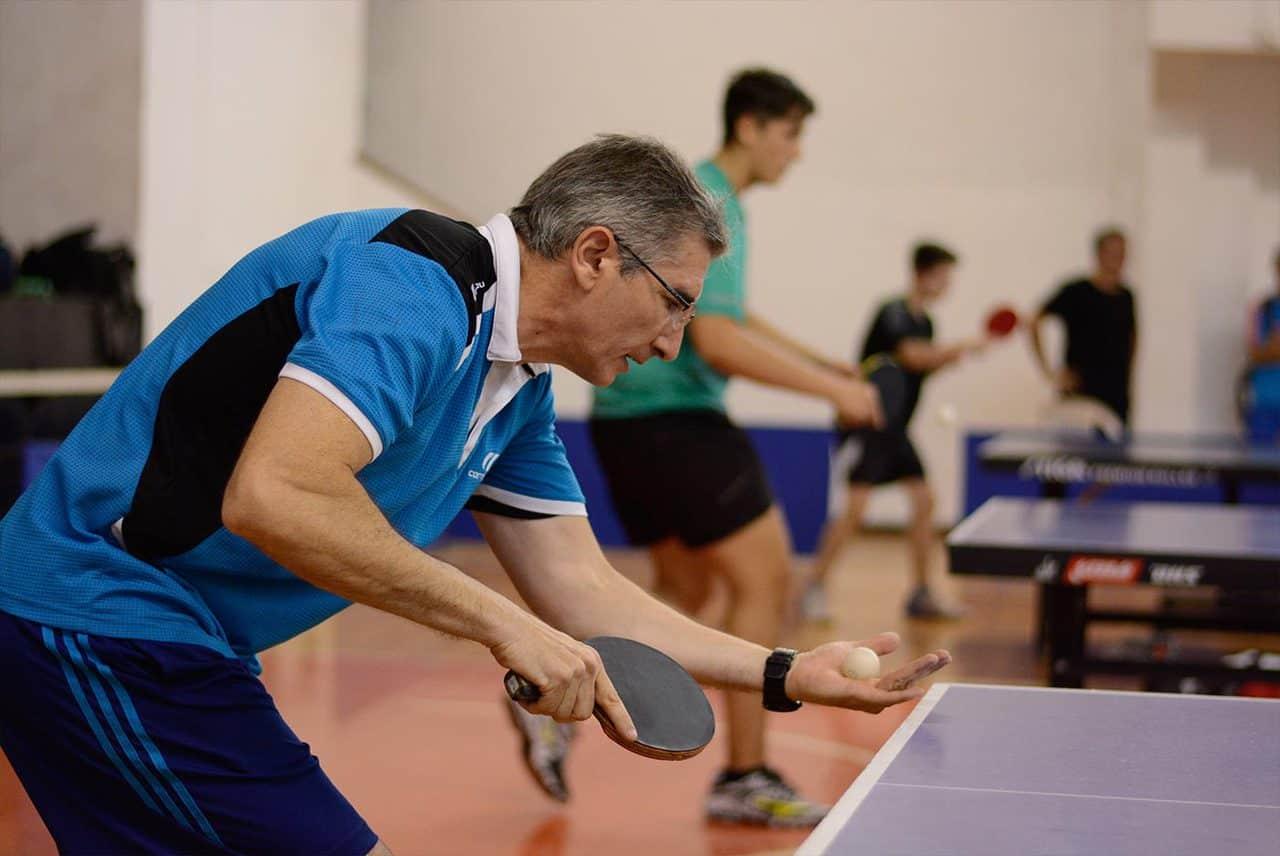 Curso de Entrenador de Tenis de Mesa, Nivel 1